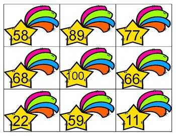 Two Digit Addition Without Regrouping- Unicorn Themed