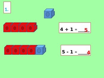 Two-Digit Addition and Subtraction Introduction