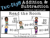 Adding and Subtracting Tens Read the Room