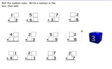 Two Digit Addition and Subtraction Regrouping Review SmartBoard file
