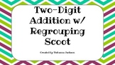 Two-Digit Addition w/ Regrouping Scoot