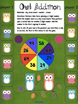 Two Digit Addition with Regrouping Interactive Lesson