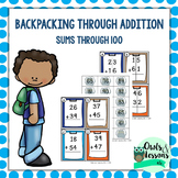 Two Digit Addition Within 100 Centers
