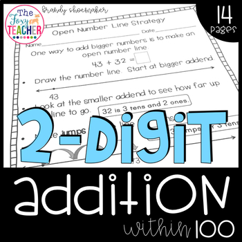 Two-Digit / Double Digit Addition within 100
