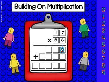 Two Digit By Two Digit Multiplication Activities For GOOGLE CLASSROOM