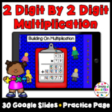 Two Digit By Two Digit Multiplication Activities For GOOGL