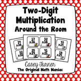 Two Digit Multiplication Around the Room