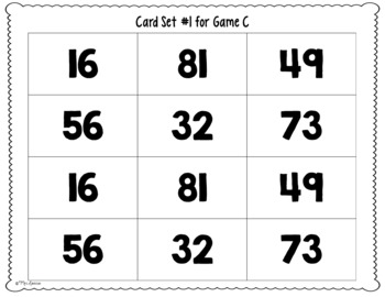 Two-Digit Multiplication Games