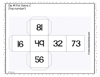 Two Digit Multiplication Game
