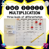 Two Digit Multiplication Games