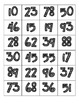 Two-Digit Number Cards