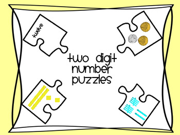 Two Digit Number Puzzles