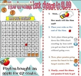 Two Digit Numbers Math Activities Packet