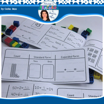 Two Digit Place Value FREE SAMPLE