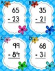 Two-Digit Subtraction Activities No Regrouping