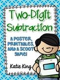Two Digit Subtraction Freebie