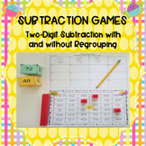 Two Digit Subtraction Games