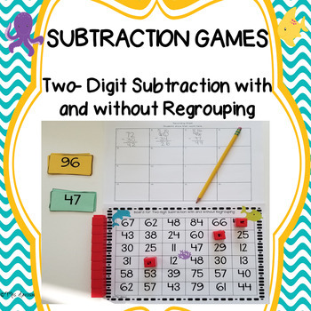 Two-Digit Subtraction Game
