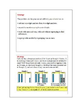 Two-Digit Subtraction-Part 1