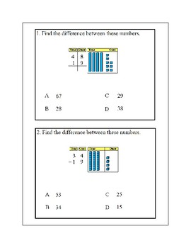 Two-Digit Subtraction-Part 2