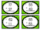 Two Digit Subtraction Task Cards - No Regrouping