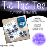 Two-Digit Subtraction Tic-Tac-Toe