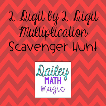 Two-Digit by Two-Digit Multiplication