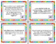 Two Digit by Two Digit Multiplication Word Problem Task Cards