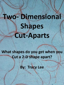 Two- Dimensional Figures Cut-Aparts