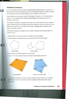 Two Dimensional Geometry for Interactive Whiteboard