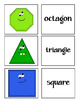 Two Dimensional Shape Memory Game