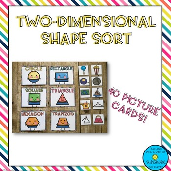 Two-Dimensional Shapes Sort