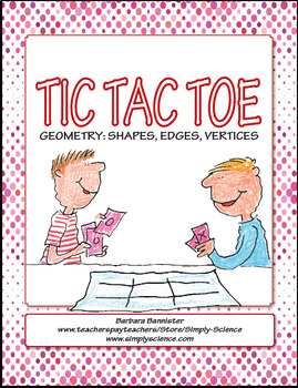 Two-Dimensional Shapes Tic Tac Toe