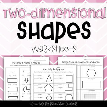 Three Dimensional Shapes Worksheets Teaching Resources Teachers