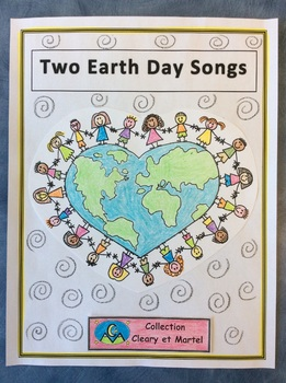 Two Earth Day Songs - Earth Day Activities and Songs