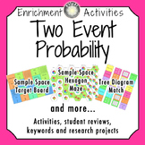 Two Event Probability Activities