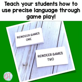 Christmas Expressive Language Reindeer Games-Using Precise Language