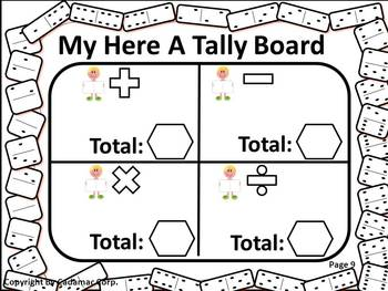 Odd and Even, Basic Operation Games With a  Fun Graphing Twist