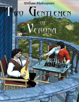 Two Gentlemen of Verona eBook 10 Chapter Reader