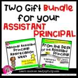Two Gift BUNDLE for your ASSISTANT PRINCIPAL