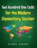 Two Hundred One Tasks for the Modern Elementary Teacher