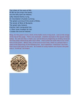 Two Irish Poems