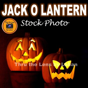 Two Jack O Lanterns Stock Photo #224