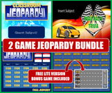 Jeopardy Templates -Bundled (Money Saver)