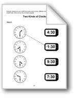 Two Kinds of Clocks