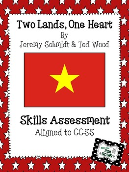 Two Lands, One Heart Skills Assessment - UPDATED!!