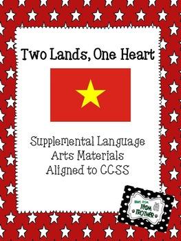 Two Lands, One Heart - Supplemental Materials