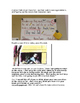 Two Lesson Plans: Each Kindness and Crow Boy/TC Format/Sto