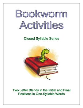 Two Letter Blends in Initial and Final Positions in Closed, One-Syllable Words