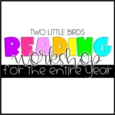 Reader's Workshop Membership-Reading Lessons, Reader's Notebooks, & More